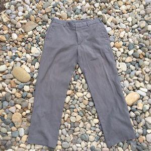 Van Heusen Gray Dress Pants 32 X 30